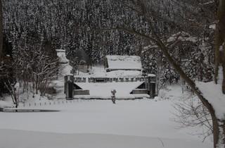 winter open air
